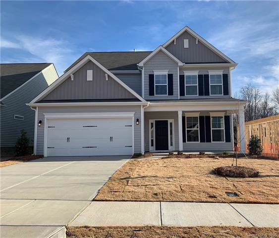 107 Toxaway Street Lot 70, Mooresville, NC 28115 (#3545175) :: Rinehart Realty