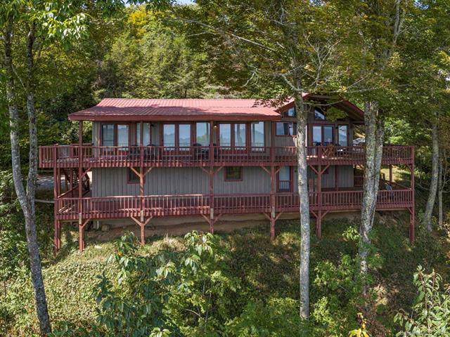 339 Granny Lewis Lane, Mars Hill, NC 28754 (#3545240) :: Stephen Cooley Real Estate Group