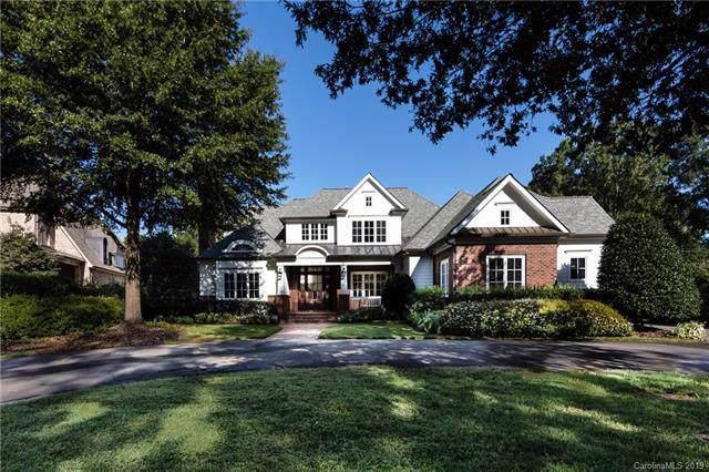 3722 Beresford Road, Charlotte, NC 28211 (#3545313) :: Homes Charlotte