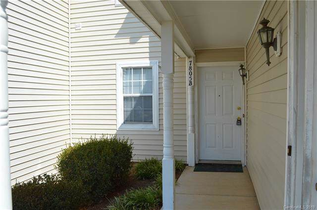 7805 Renaissance Court B, Charlotte, NC 28226 (#3545550) :: Charlotte Home Experts