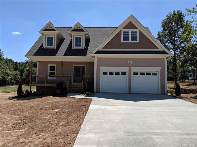 56 Eugene Lane, Flat Rock, NC 28731 (#3545918) :: Keller Williams Biltmore Village