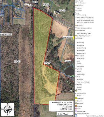 Lot 1 Cooper Road, Salisbury, NC 28115 (#3546089) :: Carolina Real Estate Experts