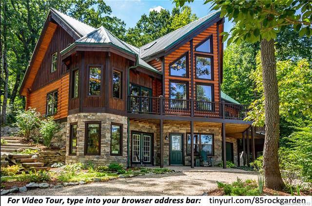 85 Rock Garden Road, Black Mountain, NC 28711 (#3546176) :: LePage Johnson Realty Group, LLC