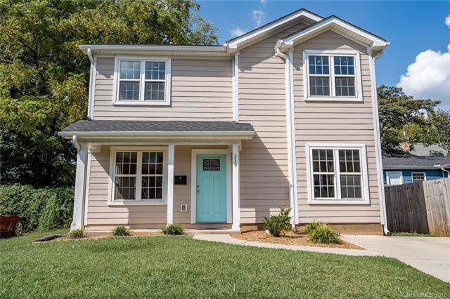 339 Cemetery Street, Charlotte, NC 28216 (#3546349) :: Besecker Homes Team