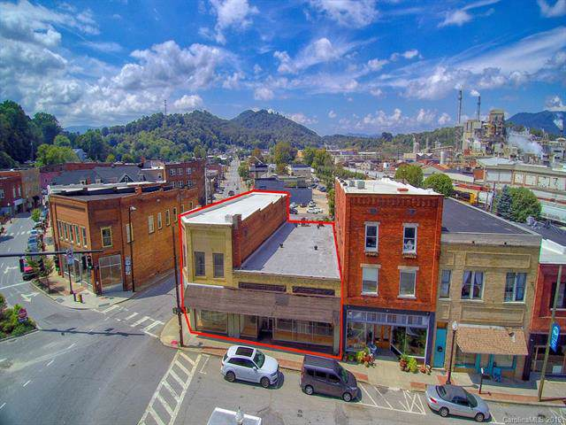 141 Main Street, Canton, NC 28716 (#3546509) :: Keller Williams Professionals