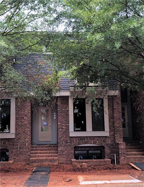 464 E 33rd Street Unit 20, Charlotte, NC 28205 (#3546514) :: Cloninger Properties