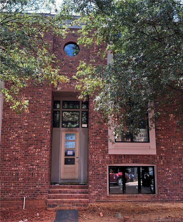 456 E 33rd Street Unit 22, Charlotte, NC 28205 (#3546522) :: Cloninger Properties