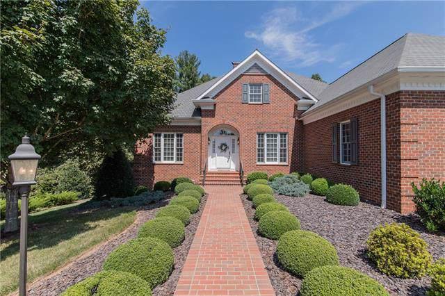 1600 Woodrun Drive, Wilkesboro, NC 28697 (#3546851) :: Stephen Cooley Real Estate Group