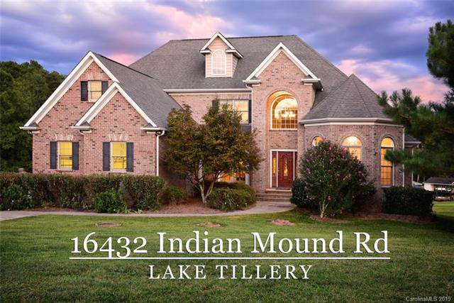 16432 Indian Mound Road, Norwood, NC 28128 (#3547116) :: High Performance Real Estate Advisors