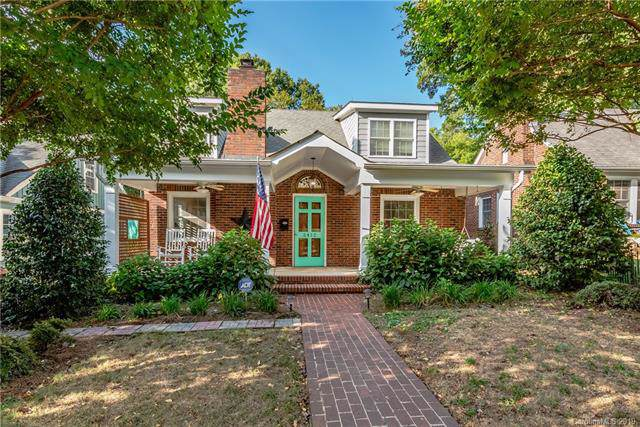 2412 Commonwealth Avenue, Charlotte, NC 28205 (#3547470) :: Roby Realty