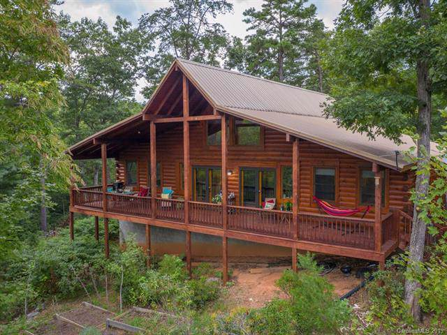 64 The Last Road Lane, Saluda, NC 28773 (#3547598) :: DK Professionals Realty Lake Lure Inc.