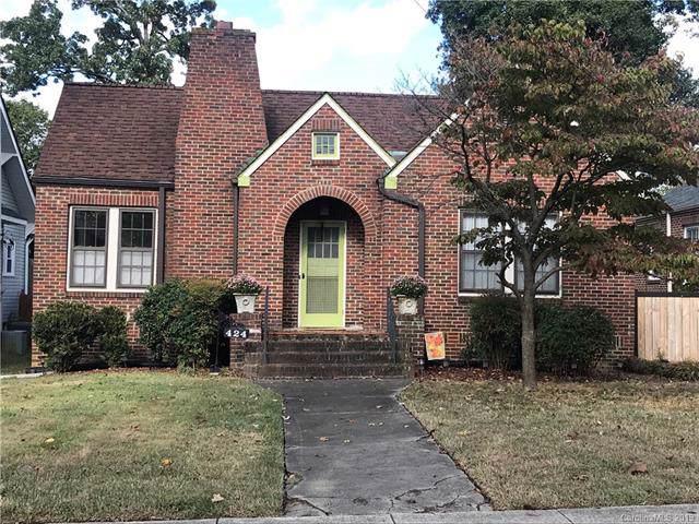 424 Maupin Avenue, Salisbury, NC 28144 (MLS #3548123) :: RE/MAX Impact Realty
