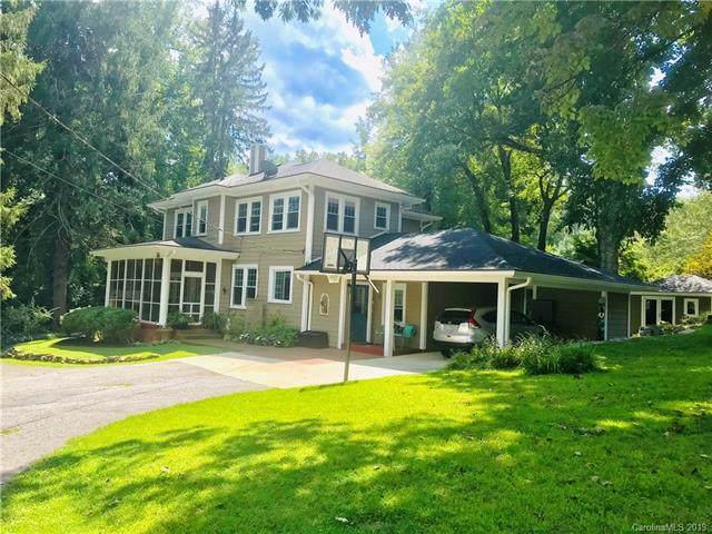 1905 Laurel Park Highway, Hendersonville, NC 28739 (#3548131) :: Caulder Realty and Land Co.