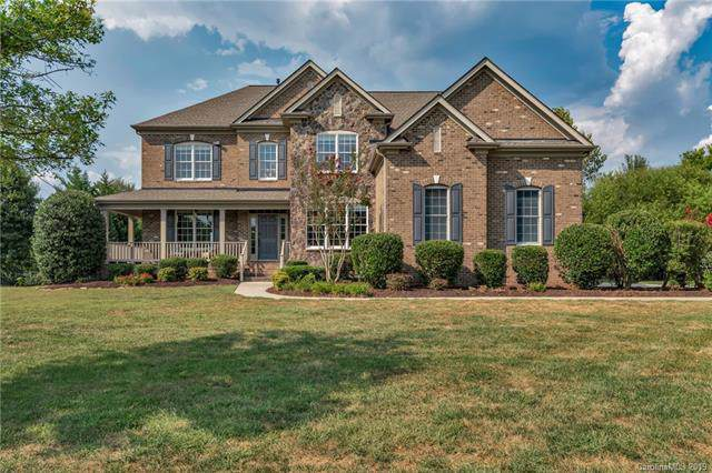 513 White Tail Terrace, Marvin, NC 28173 (#3548213) :: Scarlett Property Group