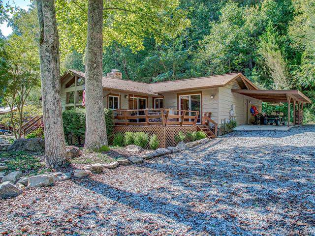160 Winding Creek Court, Lake Lure, NC 28746 (#3548524) :: High Performance Real Estate Advisors