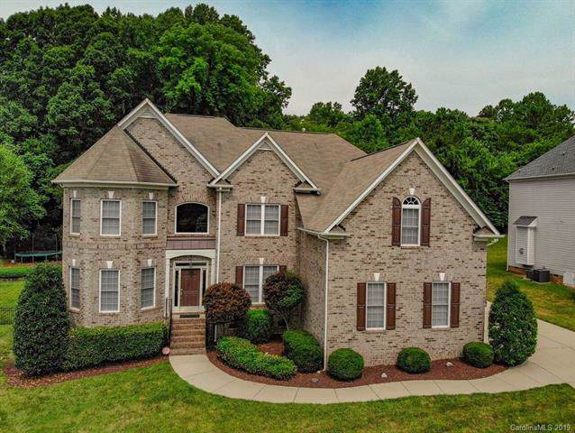 11921 New Bond Drive, Huntersville, NC 28078 (#3548590) :: Rinehart Realty