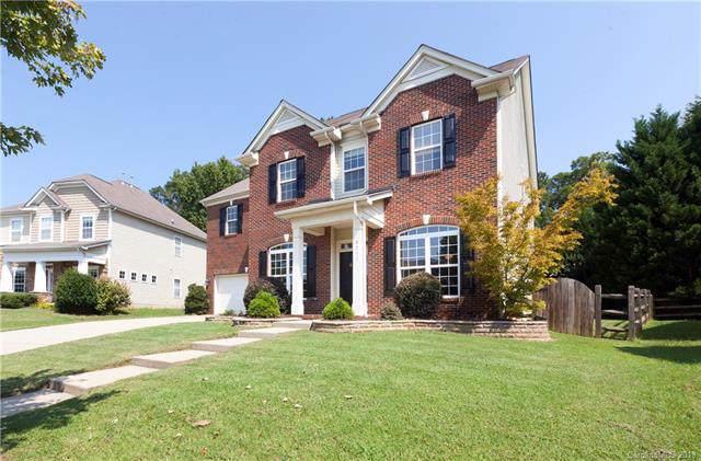 8131 Cottsbrooke Drive, Huntersville, NC 28078 (#3548703) :: LePage Johnson Realty Group, LLC