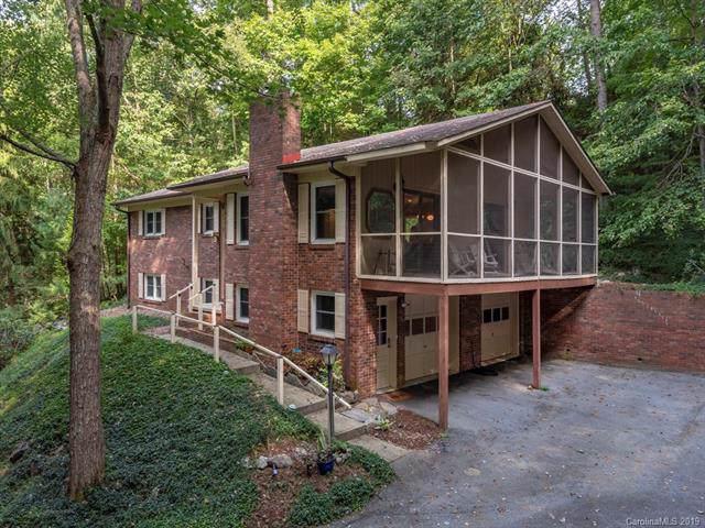 442 Deerhaven Lane, Hendersonville, NC 28791 (#3548748) :: Keller Williams Professionals