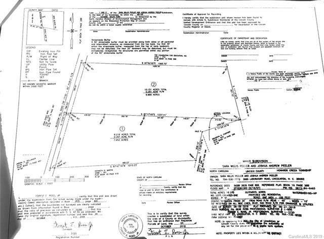 0 Blossom Hill Road, Lincolnton, NC 28092 (#3549289) :: Robert Greene Real Estate, Inc.