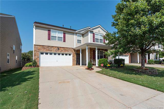 7607 Carrington Forest Lane, Matthews, NC 28105 (#3549568) :: Robert Greene Real Estate, Inc.