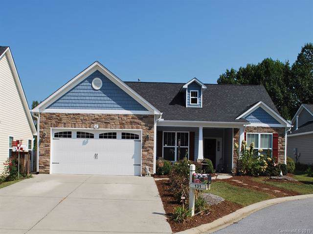131 Creekwalk Lane, Hendersonville, NC 28792 (#3549797) :: Rowena Patton's All-Star Powerhouse