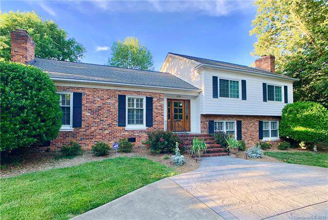 3200 Wickersham Road, Charlotte, NC 28211 (#3549800) :: Stephen Cooley Real Estate Group