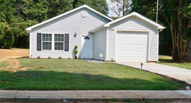 1258 Bradford Heights Road, Gastonia, NC 28054 (#3549833) :: The Premier Team at RE/MAX Executive Realty