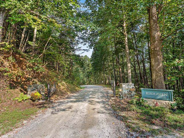 Lot 38 Restless Creek Road, Saluda, NC 28773 (#3549861) :: Carlyle Properties