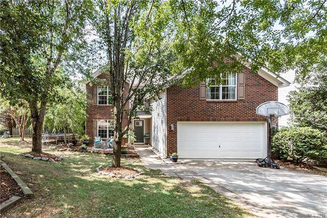 401 Sugar Maple Drive, Tega Cay, SC 29708 (#3550235) :: Rinehart Realty