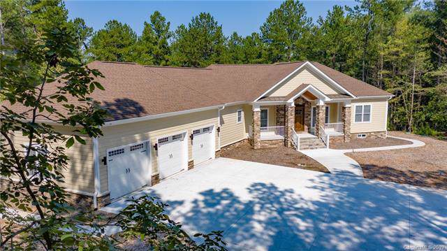 1513 W Paradise Harbor Drive, Connelly Springs, NC 28612 (#3550413) :: Miller Realty Group