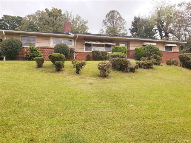 167 Rock Hill Road, Asheville, NC 28803 (#3550617) :: Cloninger Properties