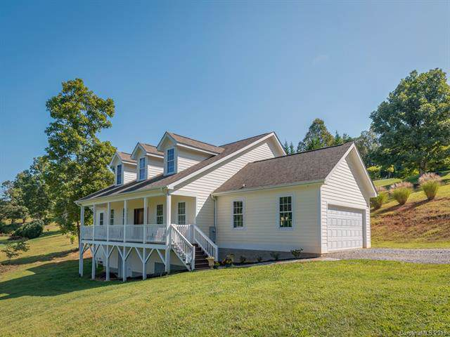 82 Ivy Meadows Drive, Weaverville, NC 28787 (#3550719) :: Roby Realty