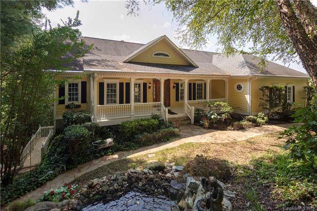 4530 Cove Loop Road #35, Hendersonville, NC 28739 (#3550774) :: Carlyle Properties