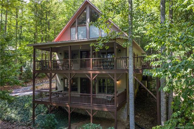 177 Serenity Drive, Waynesville, NC 28785 (#3550894) :: Scarlett Property Group