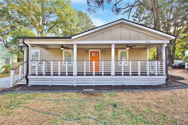 916 Everett Place, Charlotte, NC 28205 (#3551030) :: LePage Johnson Realty Group, LLC