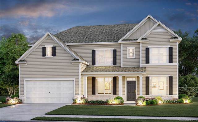 357 Winding Oaks Lane SE #129, Concord, NC 28025 (#3551080) :: Odell Realty