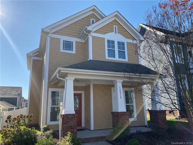 16419 Leavitt Lane, Davidson, NC 28036 (#3551690) :: MartinGroup Properties
