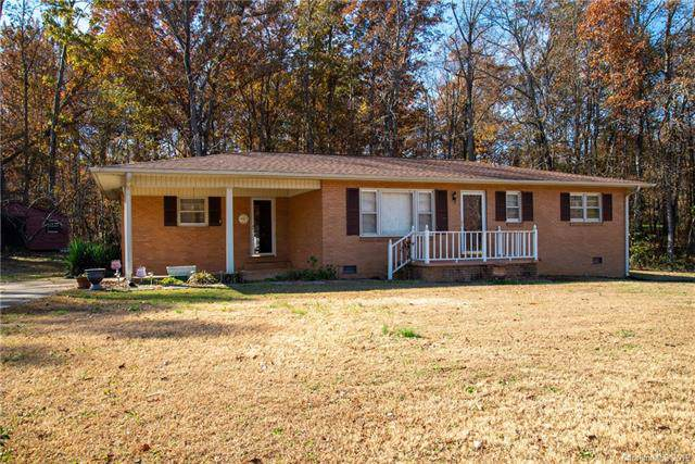 2853 Wood Road, Mooresboro, NC 28114 (#3551744) :: Stephen Cooley Real Estate Group