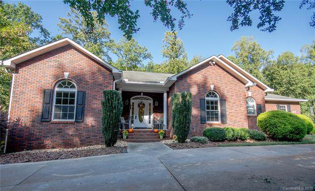 348 Gleneagles Road W, Statesville, NC 28625 (#3551762) :: High Performance Real Estate Advisors