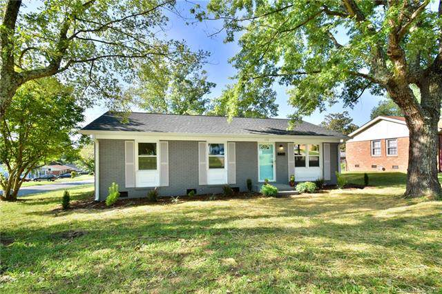 1718 Mcallister Drive, Charlotte, NC 28216 (#3551823) :: RE/MAX RESULTS