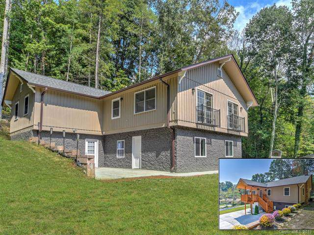 207 Beechwood Lakes Drive, Hendersonville, NC 28792 (#3552482) :: BluAxis Realty