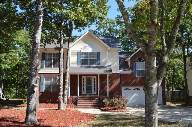 1628 Winthrop Lane, Monroe, NC 28110 (#3552538) :: LePage Johnson Realty Group, LLC