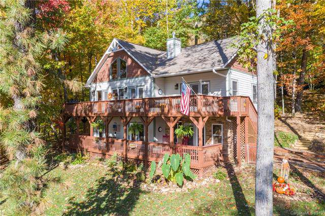 139 Blackberry Lane, Maggie Valley, NC 28751 (#3553280) :: Carver Pressley, REALTORS®
