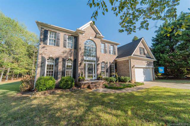 7006 Olde Sycamore Drive, Mint Hill, NC 28227 (#3553963) :: Robert Greene Real Estate, Inc.