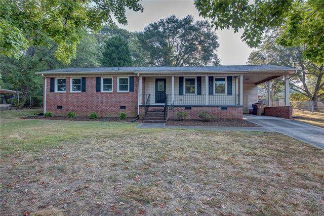 301 Peach Street, Shelby, NC 28150 (#3554064) :: Team Honeycutt