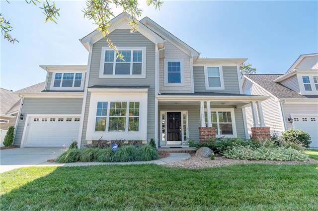 14704 Colonial Park Drive, Huntersville, NC 28078 (#3554192) :: MartinGroup Properties