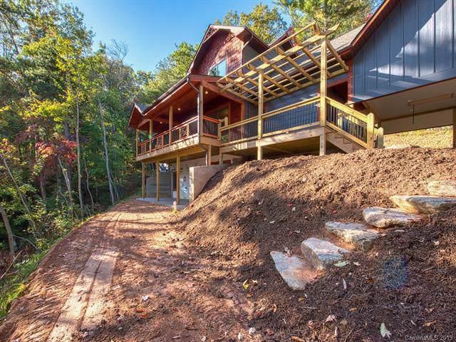 128 Flagstone Ridge, Waynesville, NC 28785 (#3554599) :: Puma & Associates Realty Inc.