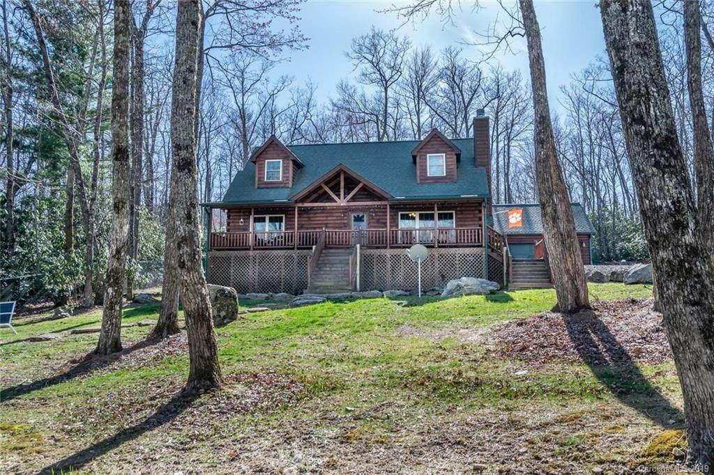 33 Longview Ridge Road, Lake Toxaway, NC 28747 (#3554862) :: Keller Williams Professionals