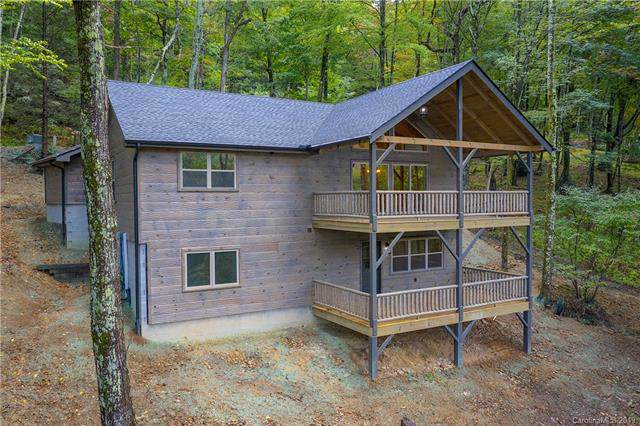 1943 Odalu Trail, Maggie Valley, NC 28751 (#3554980) :: Francis Real Estate