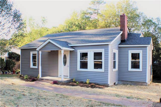 1103 Oklahoma Street #2, Kannapolis, NC 28083 (#3555716) :: Robert Greene Real Estate, Inc.